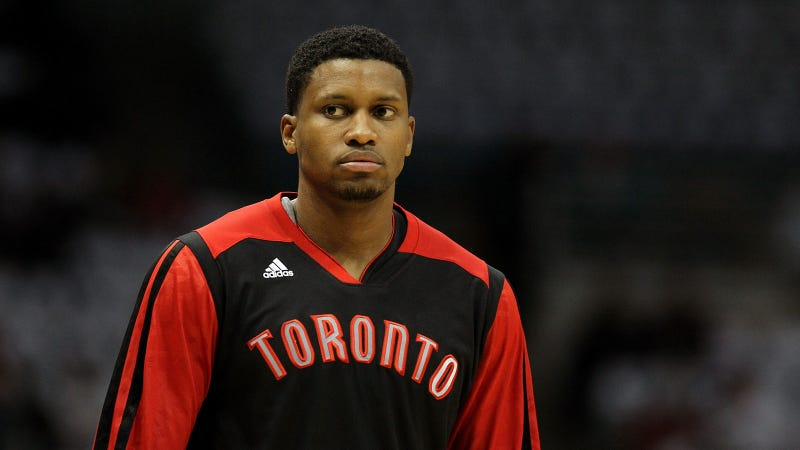 Illustration for article titled Rudy Gay, Who Hates Stats (Which Hate Him Right Back), Bans Statsheets