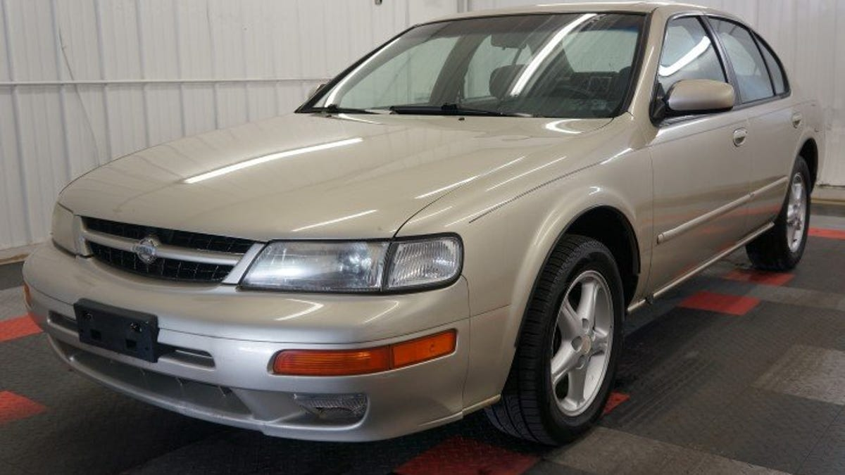 Ten Of The Most Dependable Cars You Can Buy On eBay For Less Than $5000
