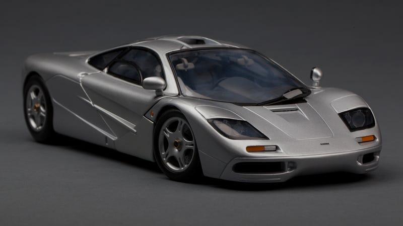 Illustration for article titled McLaren Monday, I'll Shoot