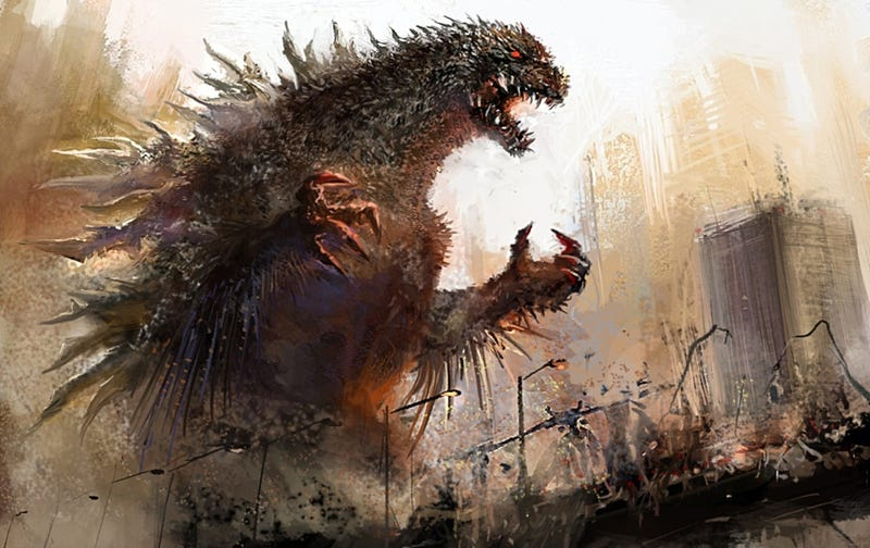 Illustration for article titled The 10 Greatest Giant Monster Movies of All Time