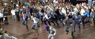 Morehouse's chapter of Omega Psi Phi FraternityVideo Screenshot