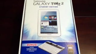 Illustration for article titled Now Is a Great Time to Buy a Galaxy Tab 2 7.0