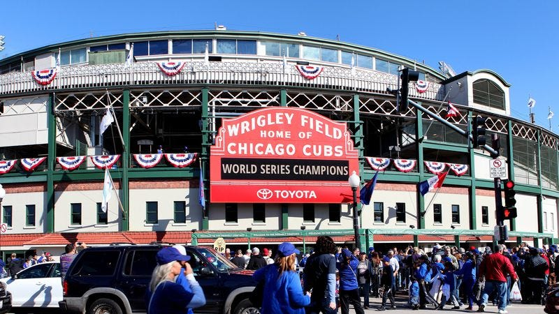 Cubs win (Photo: Raymond Boyd/Getty Images)