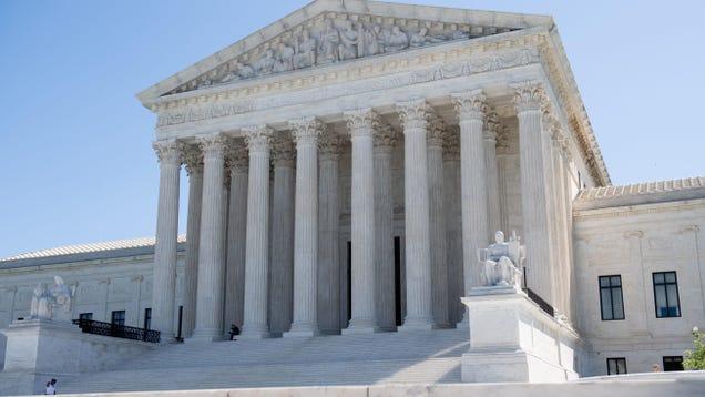 Supreme Court Arguments Go Right Down the Toilet