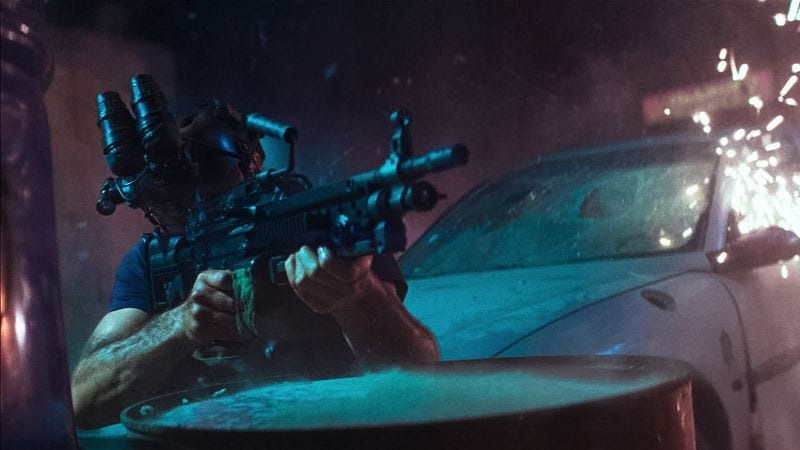 Illustration for article titled Thanks to some first-rate action, Michael Bay's 13 Hours only feels 6 hours long