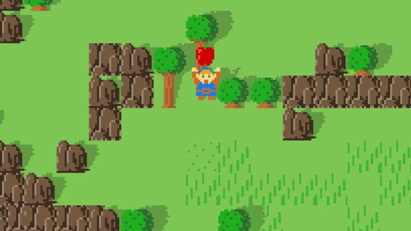 Screenshot: Breath Of The NES