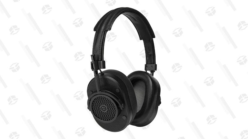 Master & Dynamic MH40 Premium Over-Ear Headphones | $187 | Amazon