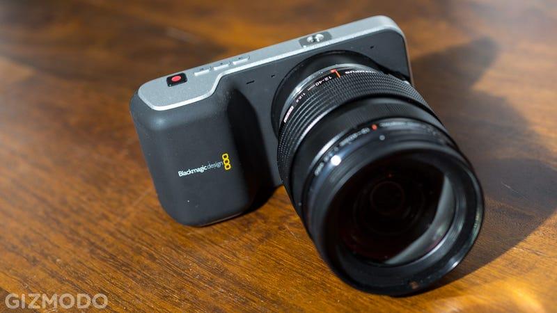 small black designs blackmagic pocket cinema camera review small fussy beautiful
