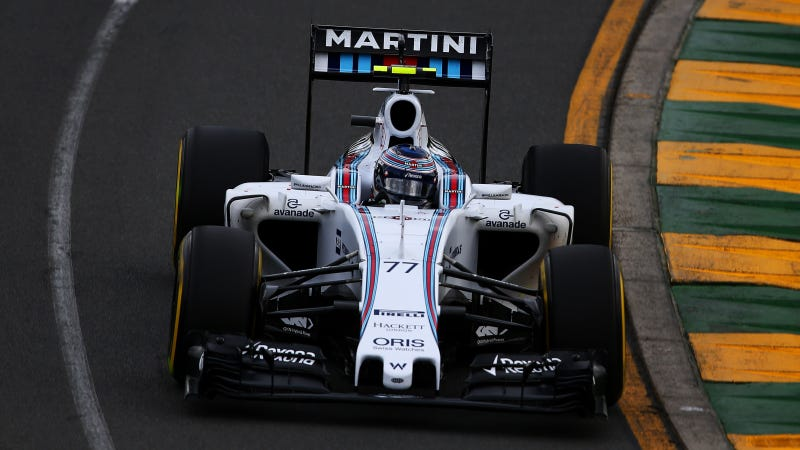 Illustration for article titled Valtteri Bottas Will Not Race At Australian GP Due To Soft Tissue Damage