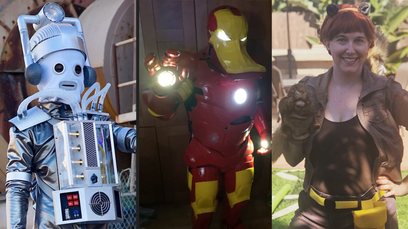 From Doctor Who to Marvel icons, our readers have outdone themselves this year!