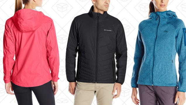 Bring on the Polar Vortex  Amazon s Running a Huge One-Day Outerwear Sale aeb02679d655