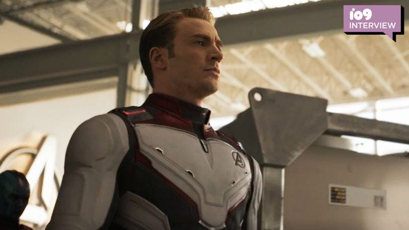 Kevin Feige told us why the white suits are in the Endgame trailer...just not what they mean.