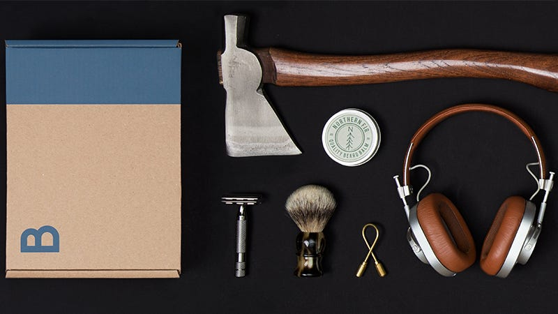 Save 25% On Your First Month Of Bespoke Post: Individually Curated Boxes For Guys