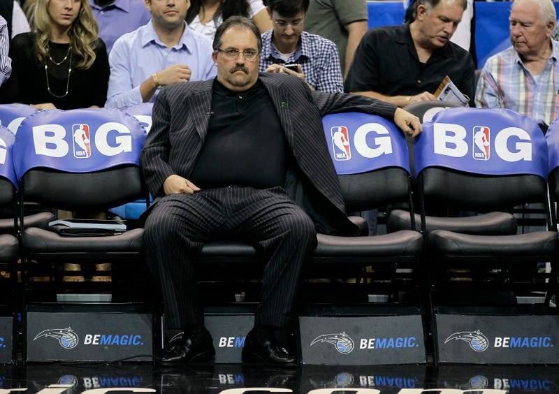 "Illustration for article titled Stan Van Gundy On The Magic: ""You Get What You Deserve"""
