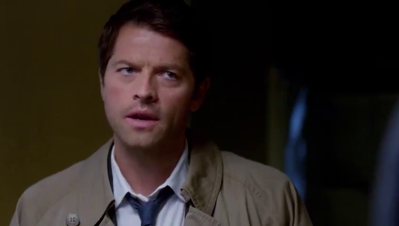 """Illustration for article titled Supernatural does the very essence of a """"gimmick"""" episode"""