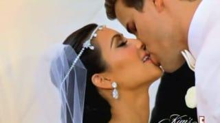 Illustration for article titled Kim Kardashian's 'Fairy Tale' Wedding Was Light On Love