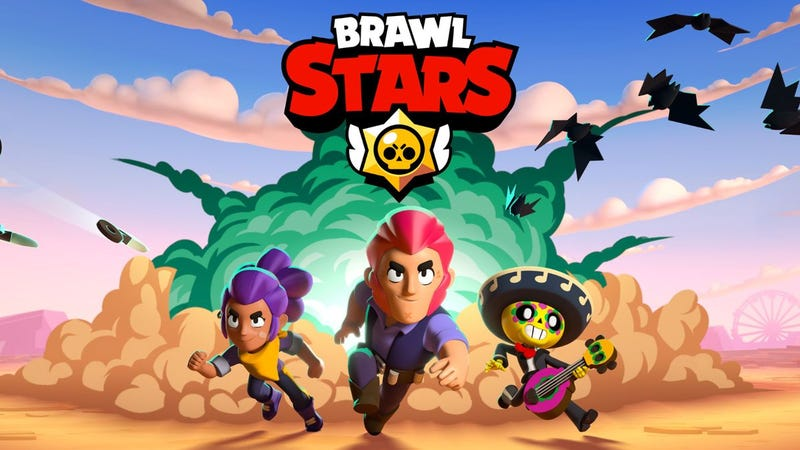Image result for Brawl Stars Mixes Battle Royale & Dota 2 Into A Fun Mobile Game