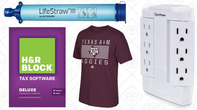Sundays best deals ncaa apparel tax software lifestraw and more sundays best deals ncaa apparel tax software lifestraw and more fandeluxe Choice Image