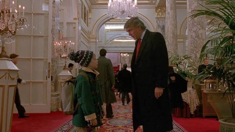 Matt Damon declara que Donald Trump insistía en tener cameos en las películas rodadas en sus propiedades