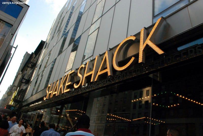 Illustration for article titled SnackTAYku: Shake Shack's SmokeShack and Jelly's Last Donut