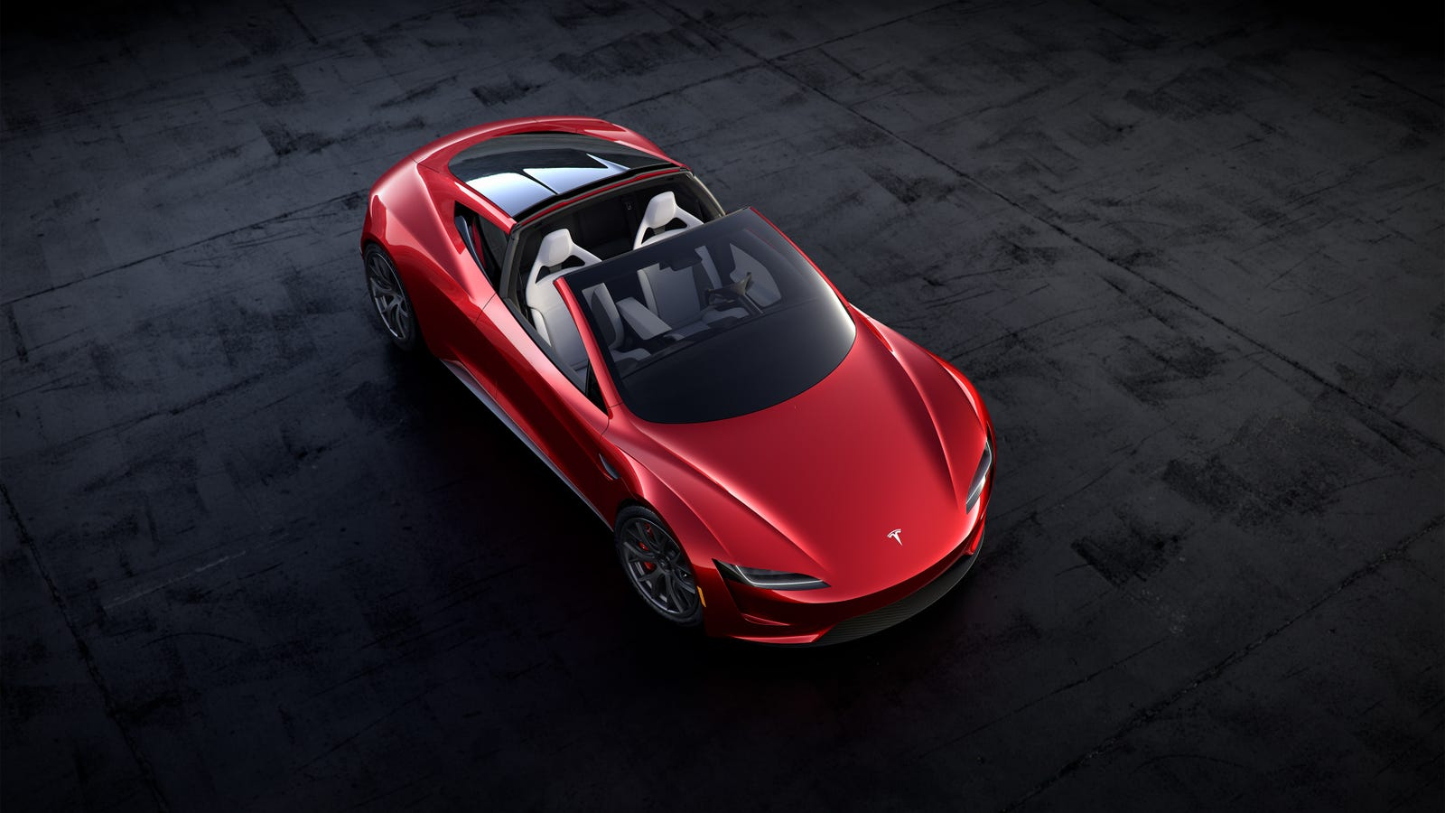 The New Tesla Roadster Isn't Actually A Roadster
