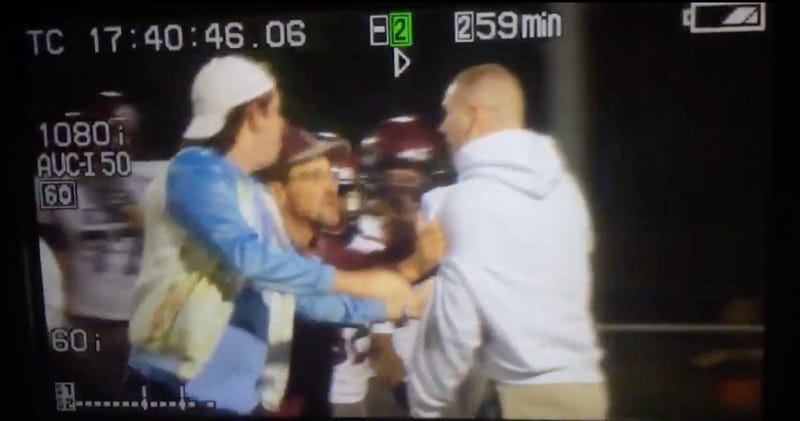 Chad Kelly involved in brawl at brother's high school game