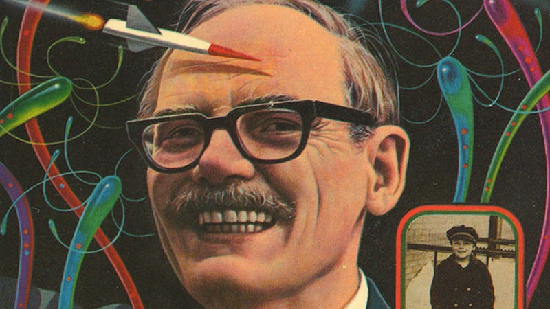 Illustration for article titled RIP Frederik Pohl, the man who transformed science fiction