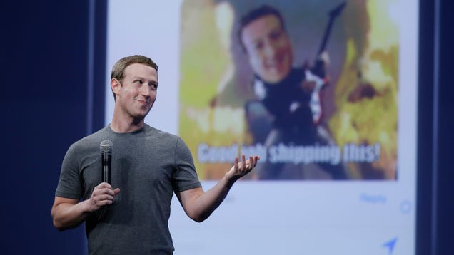 Facebook Just Made a Shocking Admission, and We re All Too Exhausted to Notice