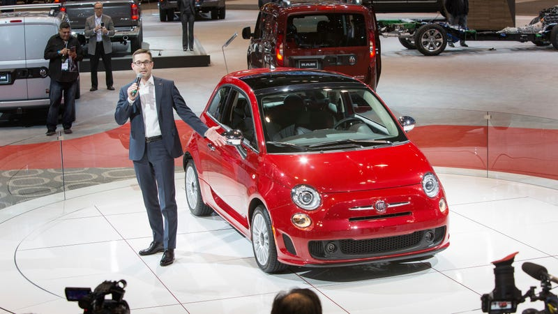 Illustration for article titled All 2018 Fiat 500s Will Go Turbocharged