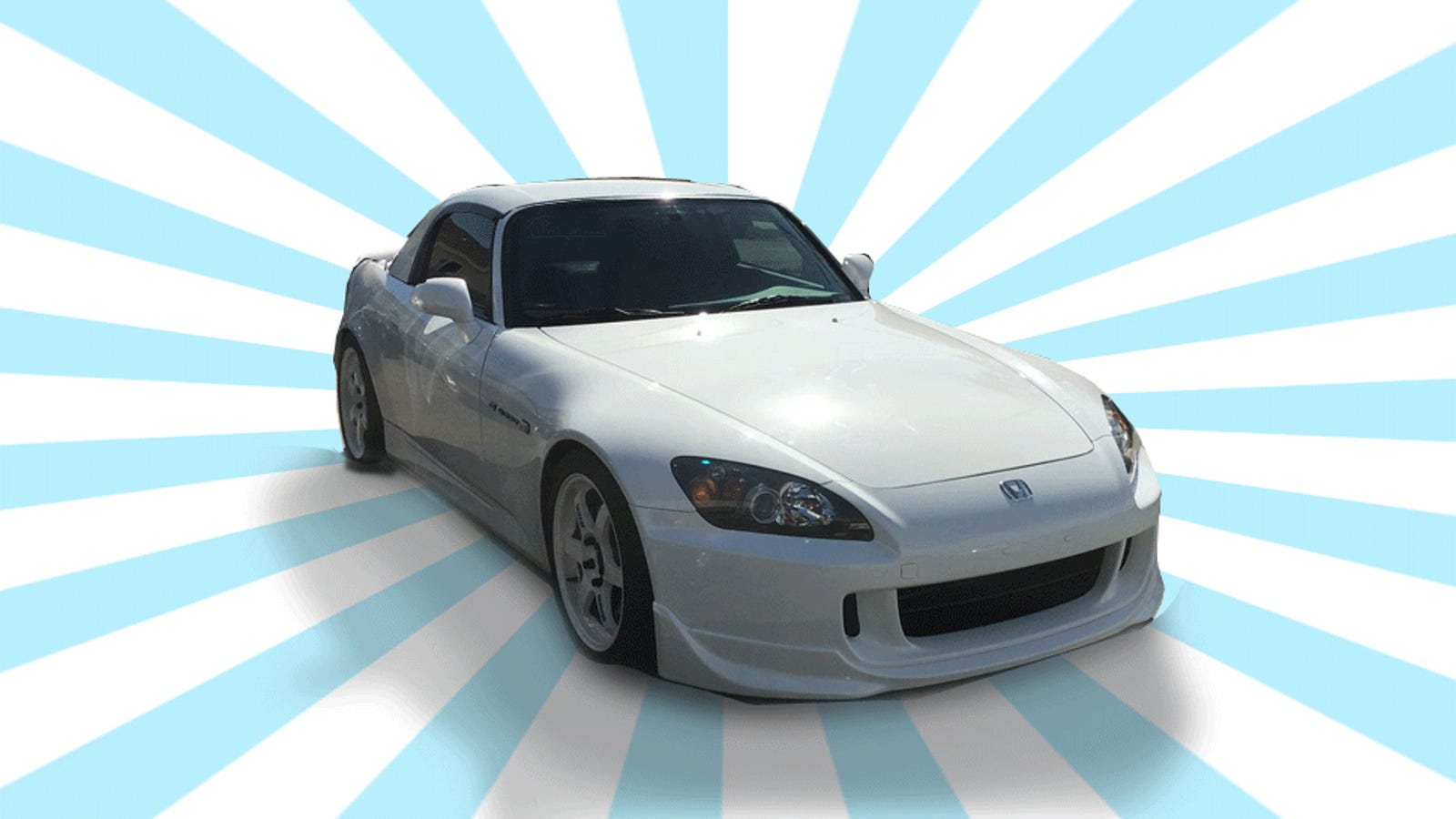 Get Furious Over This Craigslist Honda S2000 Bait-And-Switch