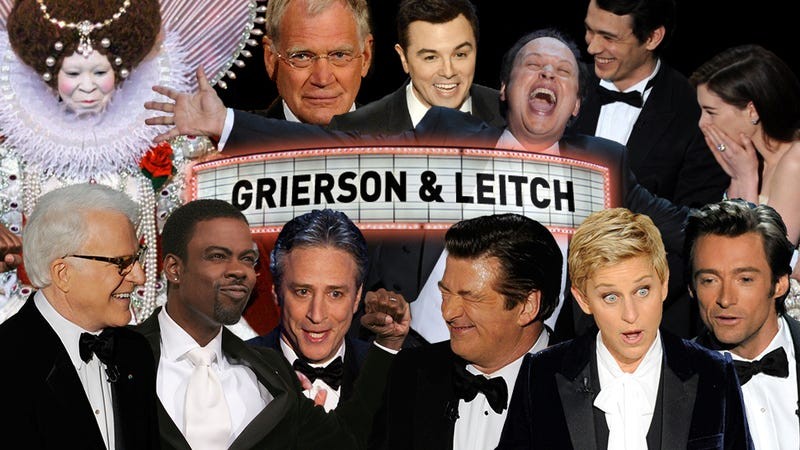 Illustration for article titled Who Was The Best Oscars Host Of The Past 25 Years?