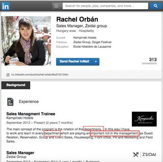 Illustration for article titled Orbán Ráhel fontos zsemlét játszik a Kempinski Hotelben