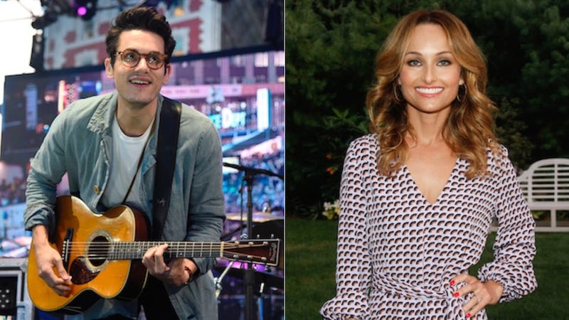 Illustration for article titled John Mayer, Noted Homewrecker, 'Cracked' Giada De Laurentiis' Marriage