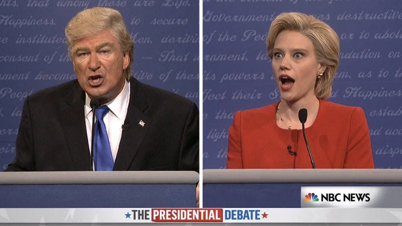 Alec Baldwin, Kate McKinnon (Screenshot: NBC)
