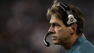 """I'm A Grown-Ass Man!"": How Miami Trolled The Hell Out Of Nick Saban"