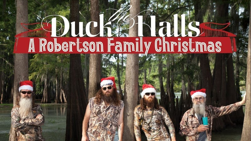 Illustration for article titled Jezebel's Advent Calendar of Crap: Merry Duck Dynasty Christmas!