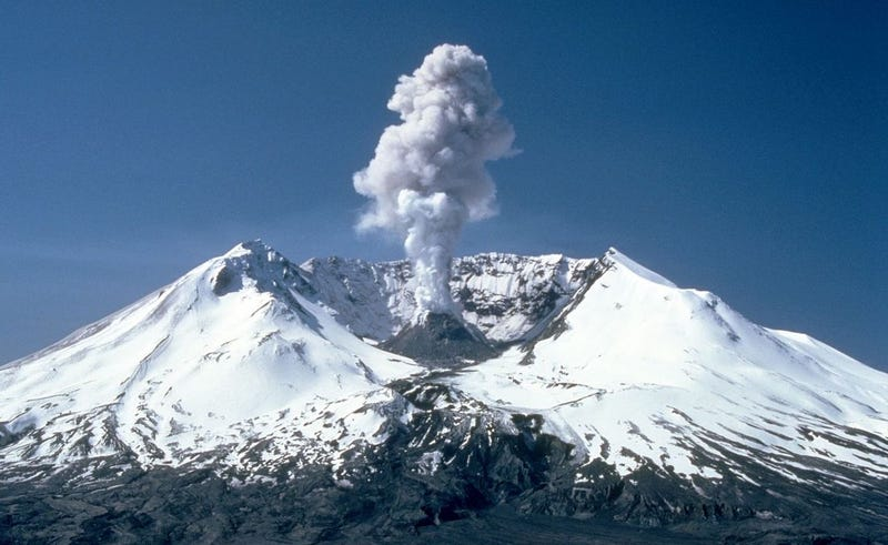 The Deadliest Volcano in the United States Just Got Really Weird