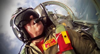 Illustration for article titled Instead Of Retiring, Marine Vet Starts His Own Harrier Squadron