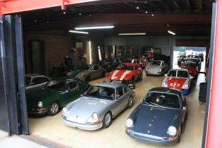 Illustration for article titled Meet One of the Greatest Porsche Collections of All Time