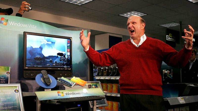Steve Ballmer Serves Up a Fascinating Data Trove