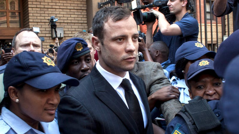 Illustration for article titled Oscar Pistorius Found Guilty of Culpable Homicide