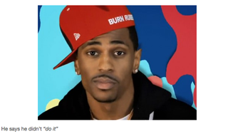 """Illustration for article titled Kanye West Protege Hit With Sexual Assault Charges, But """"Hoes Be Lyin' Too"""""""