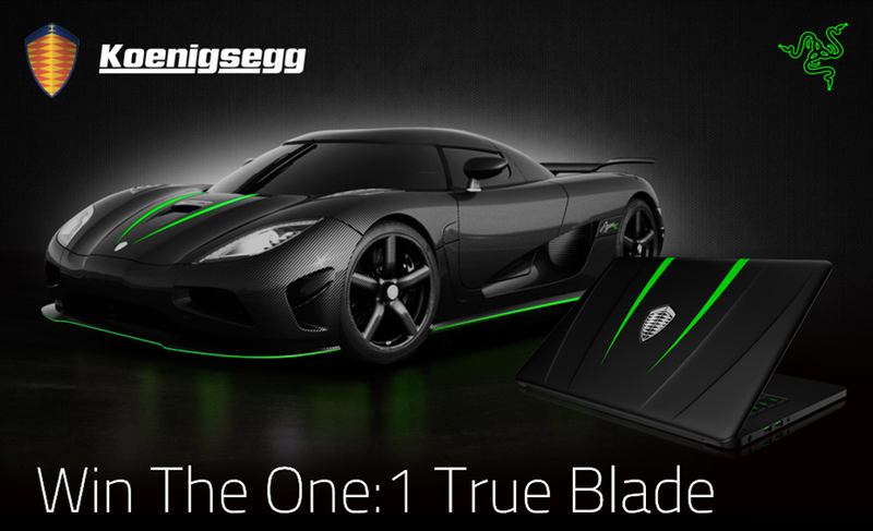 Illustration for article titled Win A Koenigsegg Laptop
