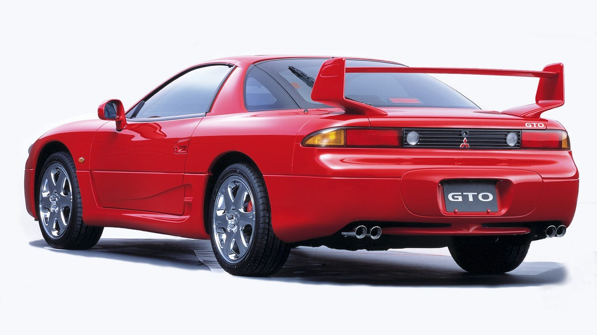 Have You Ever Owned A Mitsubishi 3000GT, The Most Overcomplicated Car Of  The U002790s?