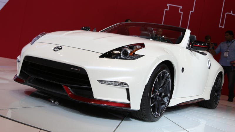 Nissan Creates Ultimate Sitting In La Traffic Version Of Nismo Z