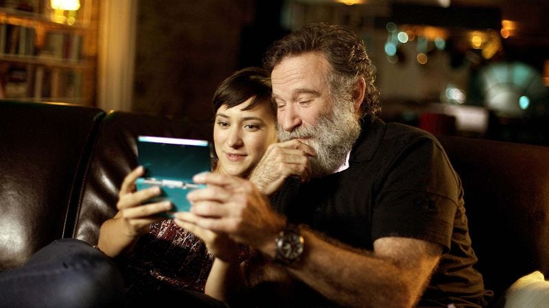 Illustration for article titled Robin Williams' daughter posts lovely tribute, is besieged by assholes
