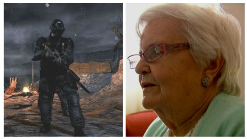 86-Year-Old Grandmother Accused Of Pirating PC Game, Liable For $5,000