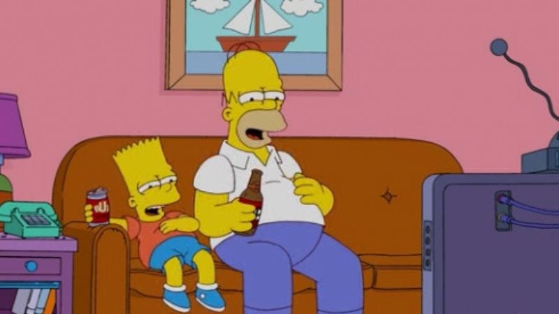Illustration for article titled They'll never stop The Simpsons on FXX