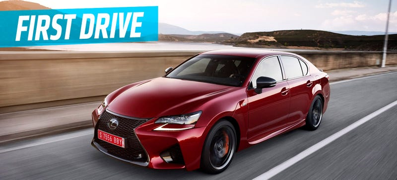 The Lexus Gs F Is One Hp Step Closer To A Legit Bmw Slayer