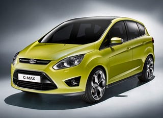 Illustration for article titled Ford C-Max: Not-So-US-Bound